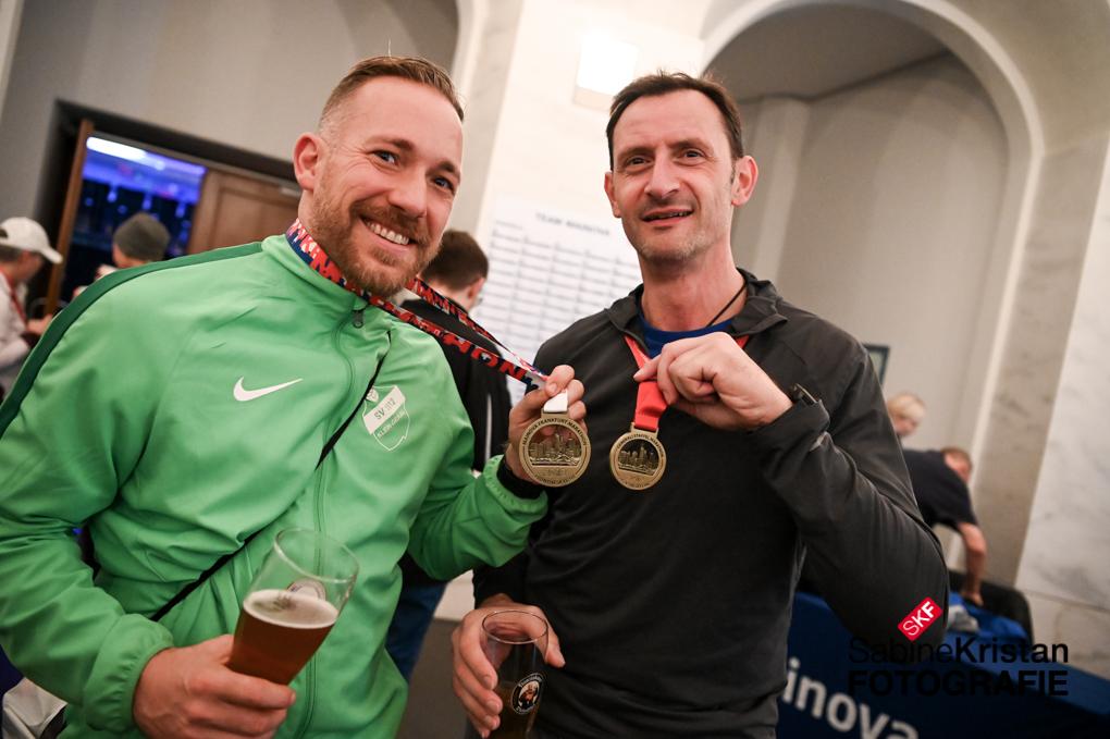 MEGA – Das Erste Mal Beim Frankfurtmarathon Dabei!