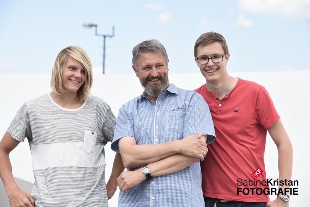 Familienfotoshooting im PERCUMA am 13. September