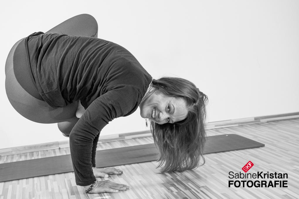 Yoga Damit Wir Fit Bleiben Und Als Fotomotiv