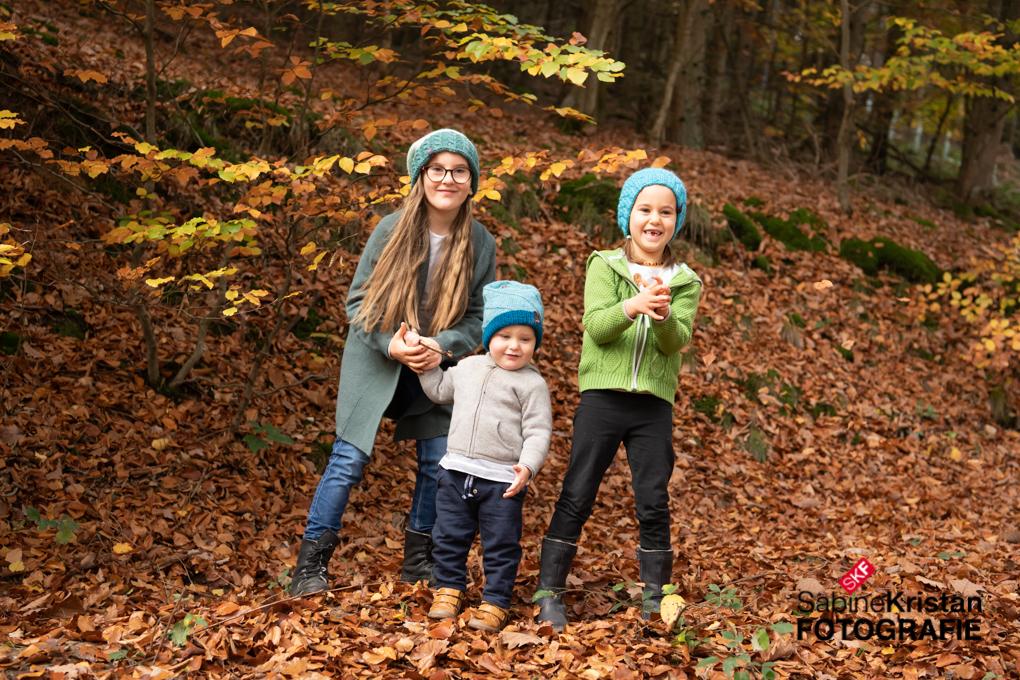 Familienfotos Als Weihnachtsgeschenk